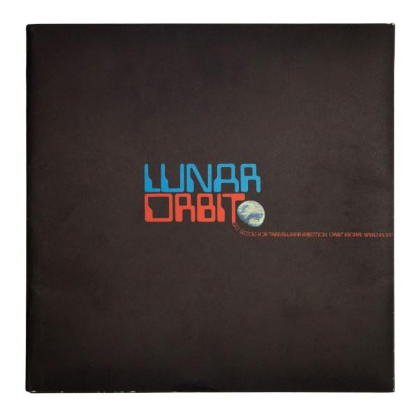 image Wiggins Teape Ltd. Lunar Orbit Promotional Pack front cover