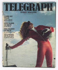 Telegraph Sunday Magazine 4 November 1979