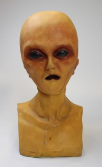Fake Roswell Alien Head