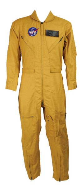 image Dick Gordon's Apollo-era NASA flightsuit