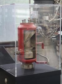 V-2 Steam Generating Chamber