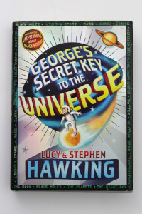 'George's Secret Key to the Universe' Inscribed Hardback Book