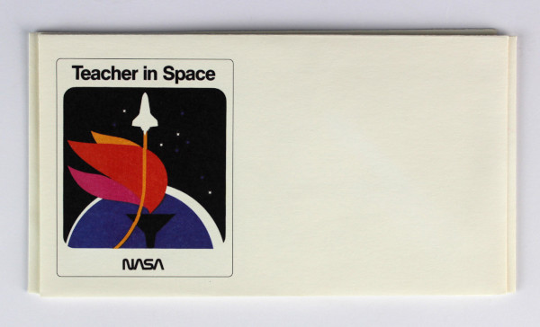 image 5 Teacher in Space envelopes