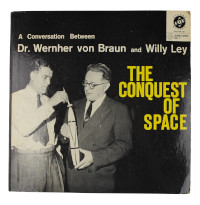 The Conquest of Space Vinyl Record