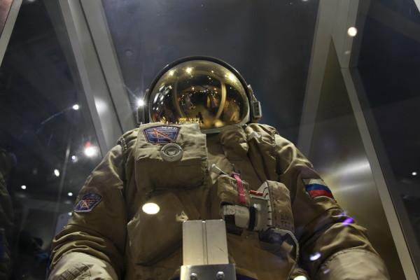image Orlan DMA EVA Spacesuit