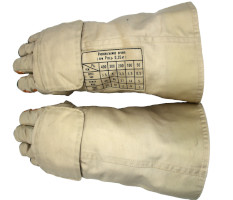 Orlan EVA Spacesuit Spare Gloves