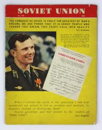 Soviet Union Magazine No. 136, 1961