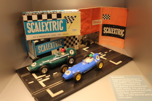 C55 Vanwall Scalextric car