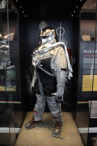 British Interplanetary Society Lunar Spacesuit