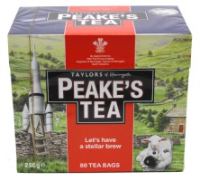 Tim Peake Special Edition Tea