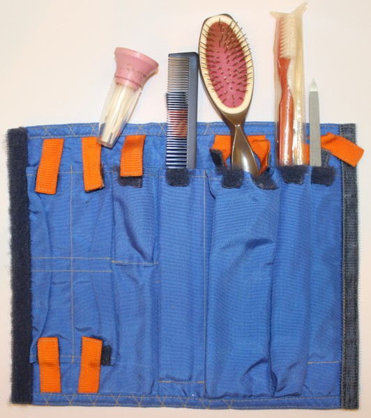 image Helen Sharman's Mir hygiene kit