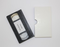VHS Tape of the Documentary 'Time Shift: Cold War Kids'