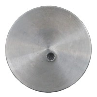 Solid Aluminium Hypervelocity Impact Target