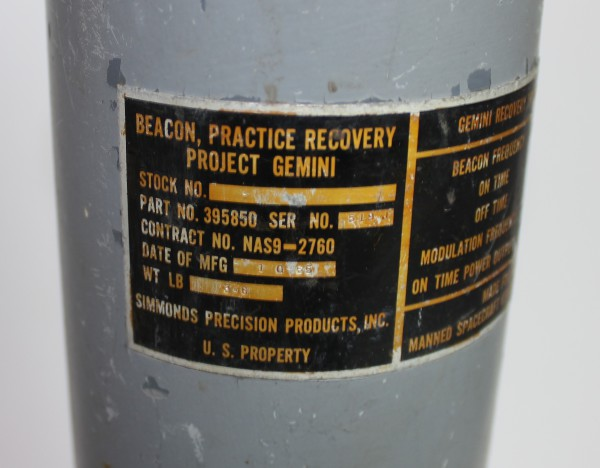 image Gemini Training Recovery Beacon