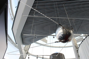 Sputnik Full-scale Model
