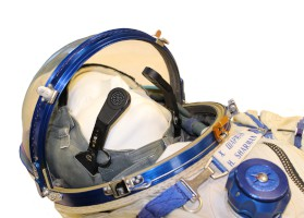 SHL-10 Sokol Spacesuit Communication Headset