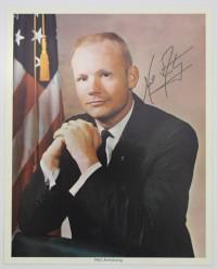 Collection of Original NASA Signed Astronaut Photographs