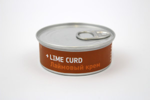 Heston Blumenthal Space Food - Lime Curd