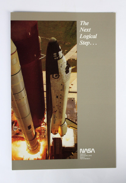 image Next Logical Step booklet