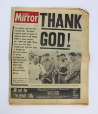Daily Mirror 18 April 1970