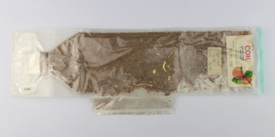 Russian Space Food – Apricot Juice