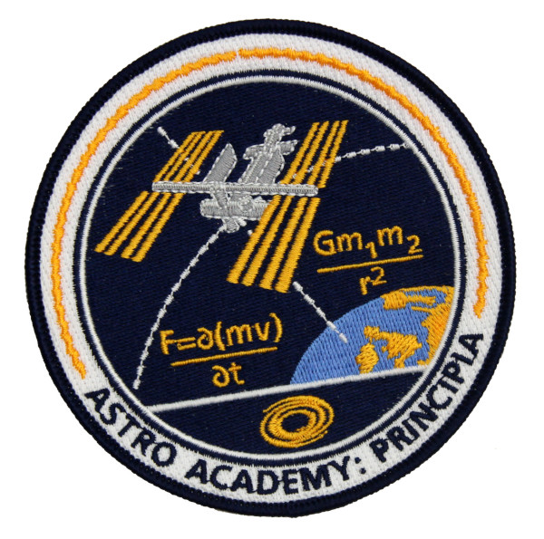 image Astro Academy: Principia Mission Patch