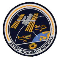 Astro Academy: Principia Mission Patch