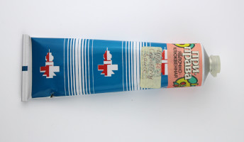 Russian Space Food – Tube of Apple and Cranberry Sauce
