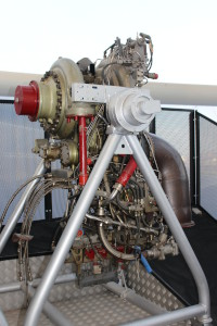 RZ.2 Engine and Turbo Pump