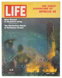 Life Magazine 9 June 1969