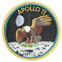 Neil Armstrong's Apollo 11 Quarantine Mission Patch