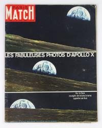 Paris Match Magazine, No. 1049, 14 June 1969