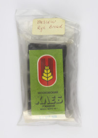 Russian Space Food – Moscow Rye Bread
