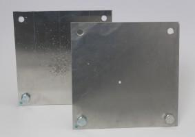 Aluminium Hypervelocity Impact Target Bumper Shield/Whipple Shield