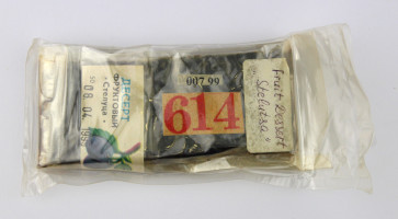 Russian Space Food –