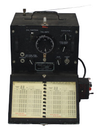 US Army BC-221-T Frequency Meter