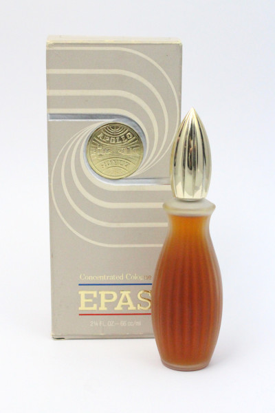 image ASTP Cologne Bottle and Packaging