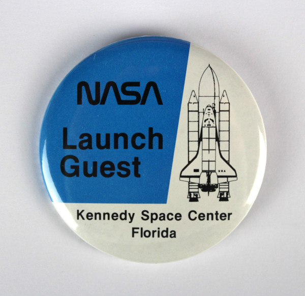 image NASA Launch Guest badge