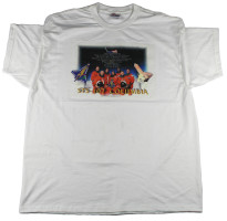STS-107 Commemorative T-shirt - Columbia Disaster