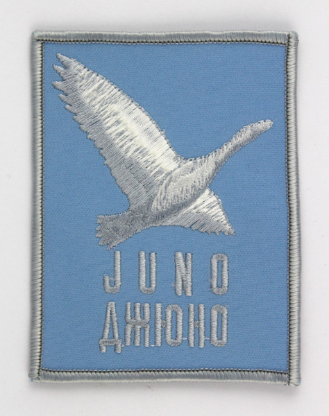 image Juno Merchandise Mission Patch - Front