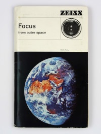 Carl Zeiss 'Focus from Outer Space' Booklet