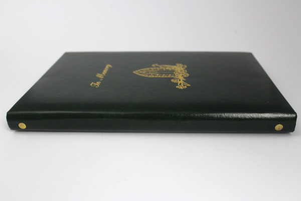 image Book of Condolence for Space Shuttle Columbia