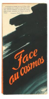 Face au Cosmos Promotional Leaflet