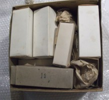 Box of Spare Parts for Marconi CR100/2 Communications Receiver