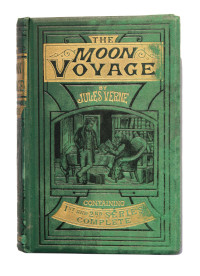 The Moon Voyage by Jules Verne