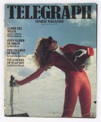 Telegraph Sunday Magazine 4 November 1979
