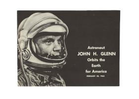 John Glenn Booklet