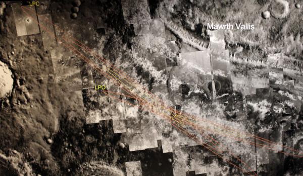 image ExoMars Landing Site Graphic – Mawrth Vallis