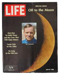 Life Magazine 21 July 1969