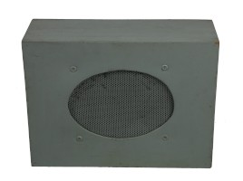 Speaker used with Marconi CR100/2 Communications Receiver